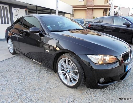 BMW 320, 2009