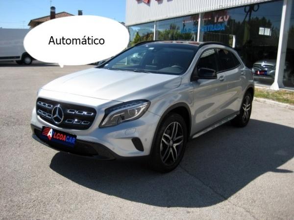 Mercedes-Benz GLA 180 CDI GLA 180 D AMG Edicion