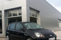 Ford Fiesta Zetec 1.25
