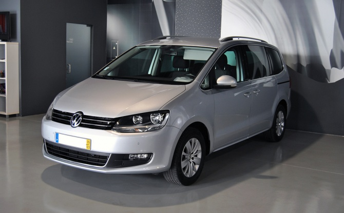Vw Sharan 2.0 TDI CONFORTLINE