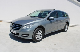 Mercedes-Benz R 350 4 MATIC 7 G-TRONIC