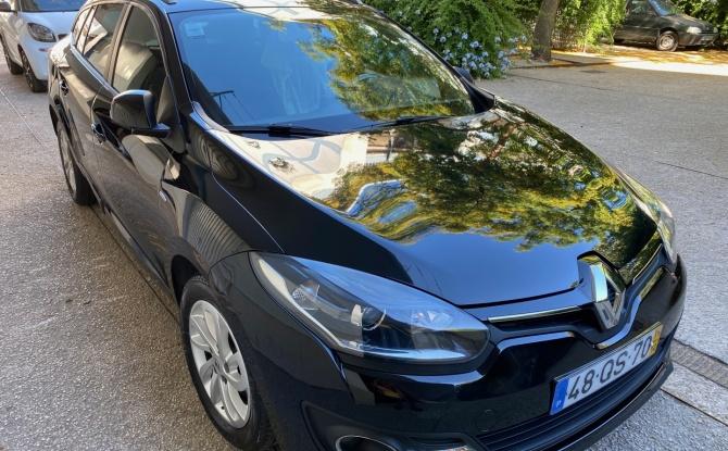 Renault Mégane Break 1.5 dci Energy Limited 110cv