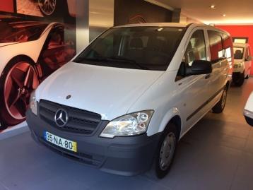 Mercedes-benz 2.2 blue efficiency iva dedutive
