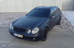 Mercedes-Benz E 220 Cdi Classic Aut