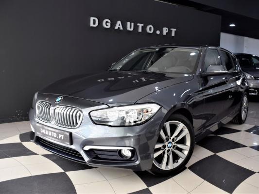 BMW 116, 2016