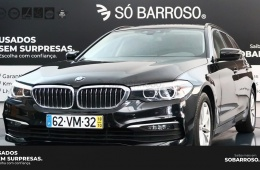 BMW 520 D Touring Luxury Line Auto