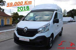 Renault Trafic 1.6 DCi L1H2 // 2018 // 59.000 KM