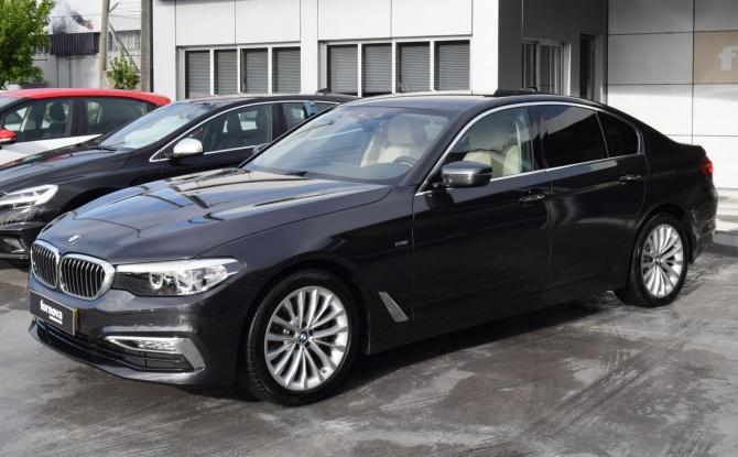 BMW 520 d Luxury Auto
