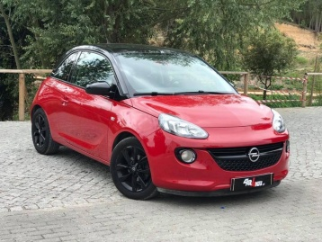 Opel Adam 1.2 Jam Favourite Black Roof