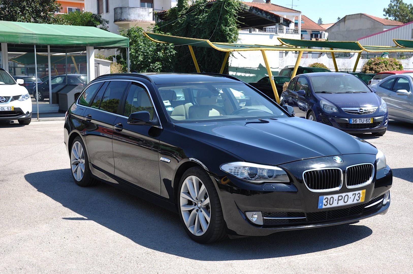 BMW 520 2.0d Touring Auto