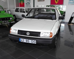 Vw Polo Coupé