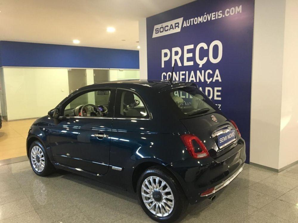 Fiat 500 NACIONAL 1.2 LOUNGE CARPLAY TECTO PANORAMICO