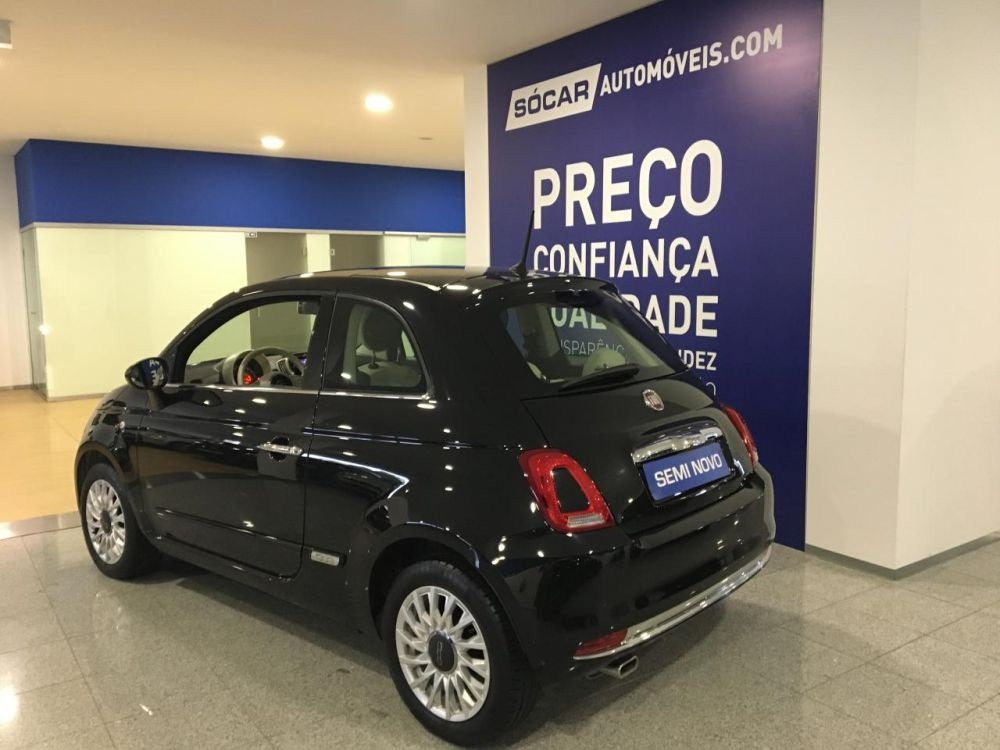 Fiat 500 NACIONAL 1.2 LOUNGE TECTO PANORAMICO
