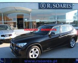 BMW X1 18 d sDrive Auto (143cv) (5p)