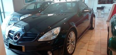 Mercedes-Benz SLK 55