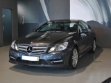 Mercedes-Benz E 250 CDI COUPE BLUE EFFICIENCY