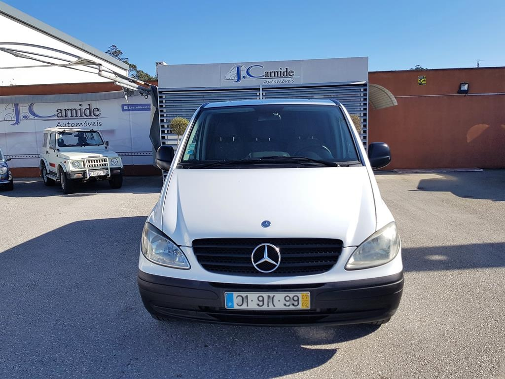 Mercedes-Benz Vito 2.1CDI 6LUG.