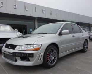 Mitsubishi Lancer 2.0 Evo VII