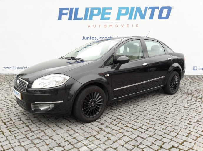 Fiat Linea 1.3 MultiJet Emotion