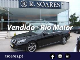 Mercedes-Benz E 250 CDi Avantgarde BE Auto. (204cv) (5p)