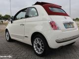 Fiat 500c 1.2 Cabrio Lounge