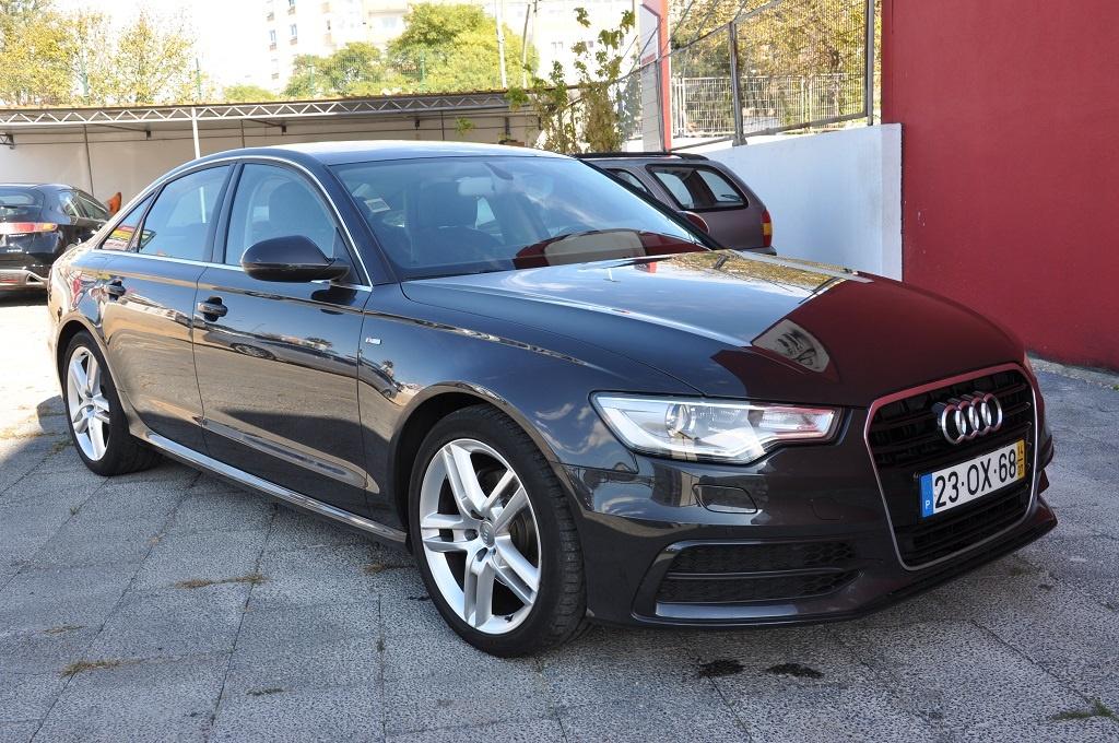 Audi A6 2.0Tdi S-Line