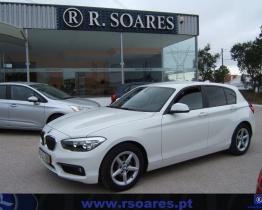 BMW 116 d EfficientDynamics Advantage (116cv) (5p)