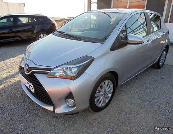Toyota Yaris, 2014