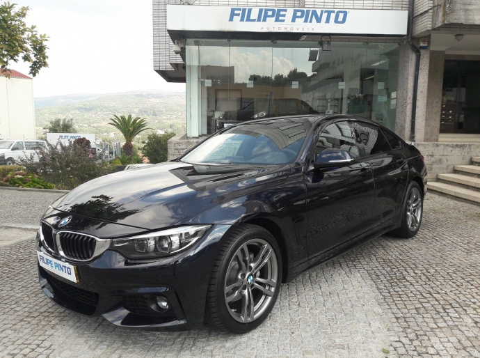 BMW 420 D Gran Coupé Pack M Auto Novo Facelift