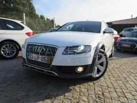 Audi A4 Allroad 2.0TDI QUATTRO EXCLUSIVE