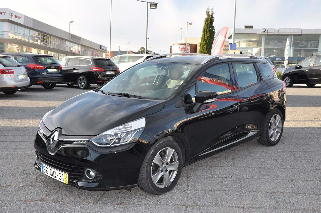 Renault Clio Break 0.9 Tce