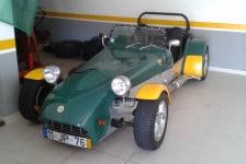 Lotus Super Seven, 1992
