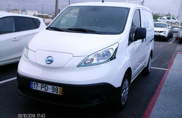 Nissan Nv200 Elétrica 5 P Comfort P.Premium