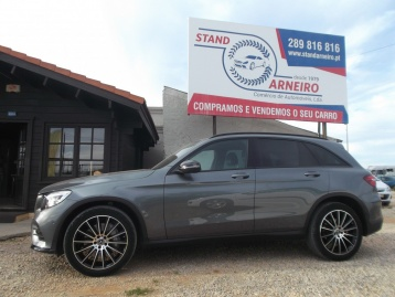 Mercedes-Benz GLC 250 CDI 4-Matic  AMG