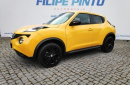 Nissan Juke 1.5 DCI ACENTA S/S | Black Edition