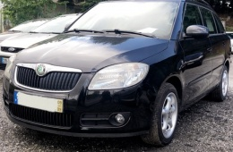Skoda Fabia Break 1.4 TDI