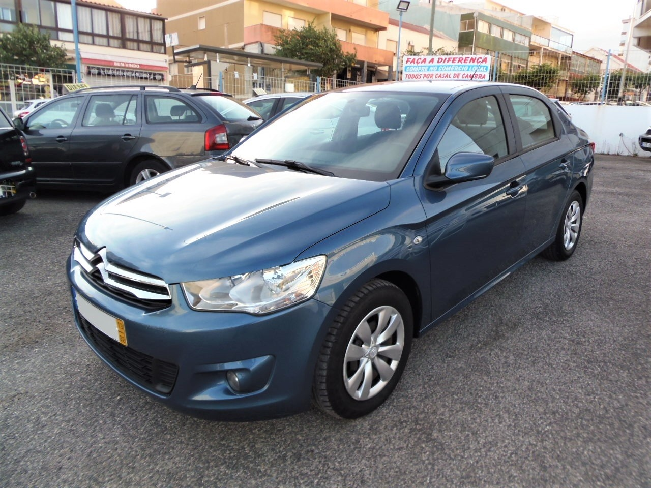Citroën C-Elysée 1.6HDi Seduction