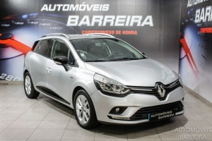 Renault Clio sport tourer 1.5 dCi Limited Edition