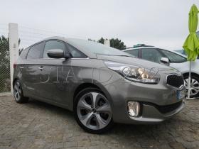 Kia Carens 1.7 CRDI ISG TX