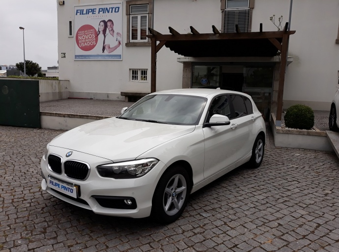 BMW Série 1 116D Efficient Dynamics Advantage Auto