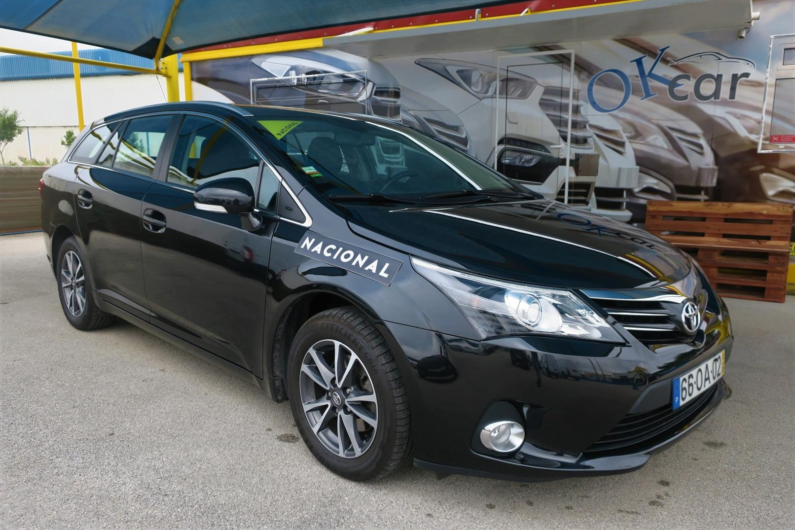 Toyota Avensis SW 2.0 D-4D Exclusive