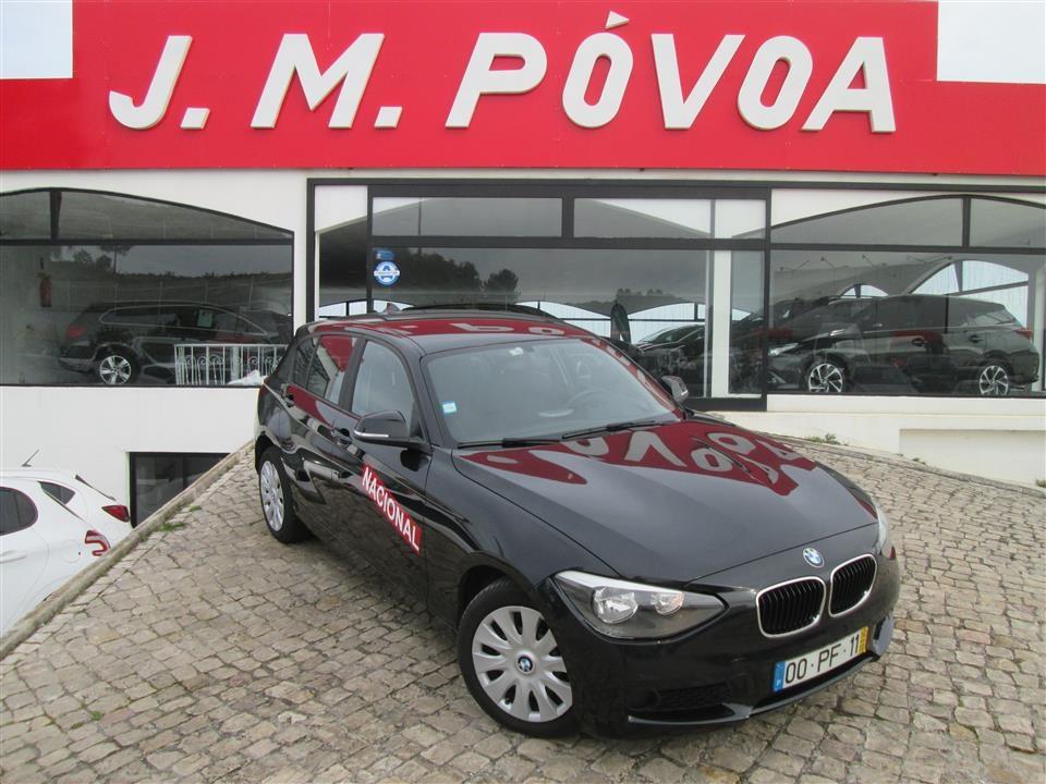 BMW Série 1 114 d