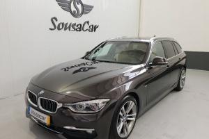 Bmw 320 dA Luxury (163cv, 5p)