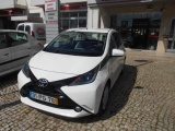Toyota Aygo 1.0 x-play plus+x-touch mm