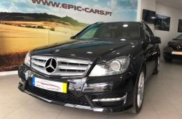 Mercedes-benz C 220 CDI Avangarde AMG (5P)
