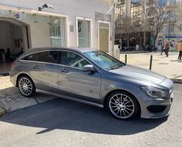 Mercedes-Benz Classe CLA 220 CDI SHOOTING BREAK AMG