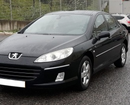 Peugeot 407 1.6HDI Exclusive