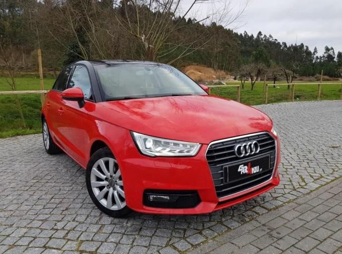 Audi A1 sportback 1.0 TFSI Attraction