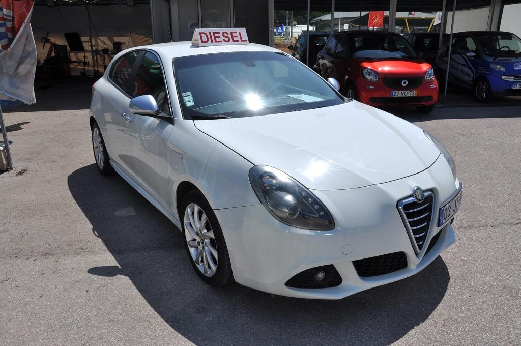 Alfa Romeo Giulietta 1.6 JTD