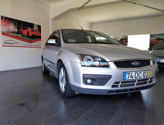 Ford Focus 1.6TDCI - IUC 42EUR